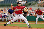10 March 2006: Steve Sparks, pitcher for the Houston Astros, on the mound during a Spring Training game against the Washington Nationals. The Astros defeated the Nationals 8-6 at Osceola County Stadium, in Kissimmee, Florida...Mandatory Photo Credit: Ed Wolfstein..