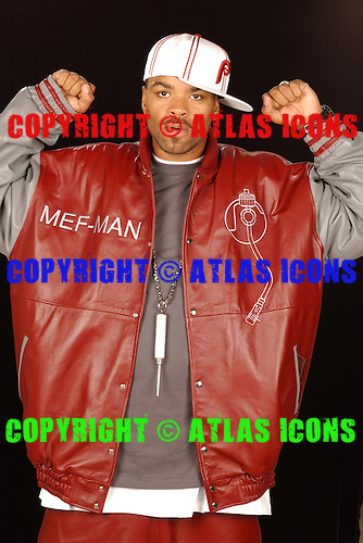 Method Man, Studio Photo Session