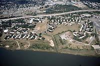 1997 September 23..Assisted Housing..Grandy Village...Aerial looking North...NEG#.NRHA#..