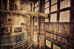 Old Seattle Power Plant