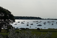 Massachusetts, Cotuit, Cotuit Harbor, Cape Cod