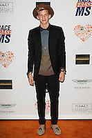 CENTURY CITY, CA, USA - MAY 02: Cody Simpson at the 21st Annual Race To Erase MS Gala held at the Hyatt Regency Century Plaza on May 2, 2014 in Century City, California, United States. (Photo by Celebrity Monitor)