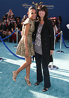 """HOLLYWOOD, CA - May 18: Dania Ramirez, Elizabeth Keener, At Premiere Of Disney's """"Pirates Of The Caribbean: Dead Men Tell No Tales"""" At Dolby Theatre In California on May 18, 2017. Credit: FS/MediaPunch"""