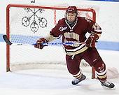Cam Atkinson (BC - 13) - The Northeastern University Huskies defeated the visiting Boston College Eagles 2-1 on Saturday, February 19, 2011, at Matthews Arena in Boston, Massachusetts.