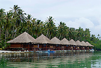 Macaronis resort, Mentawai Islands, Indonesia