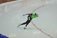 SCHAATSEN: HEERENVEEN: 29-12-2013, IJsstadion Thialf, KNSB Kwalificatie Toernooi (KKT), 1000m, Koen Verweij, ©foto Martin de Jong