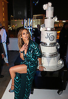 LAS VEGAS, NEVADA - JULY 24, 2016 JLO attends her private birthday celebration at The Nobu Villa Suite at Caesars Palace, July 24, 2016 in Las Vegas Nevada. Photo Credit: Walik Goshorn