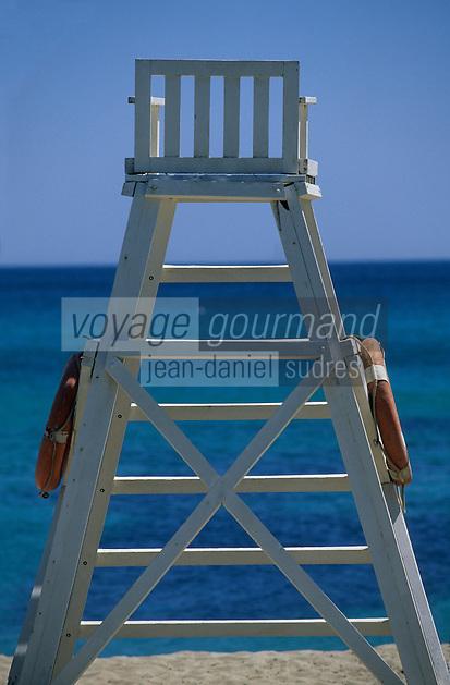 Europe/Provence-Alpes-Côte d'Azur/83/Var/Golfe de Saint-Tropez/ Ramatuelle: La Plage des Jumeaux