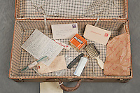 Willard Suitcases / Fred B.<br /> &copy;2013 Jon Crispin<br /> ALL RIGHTS RESERVED