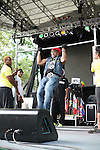 DJ Kool Herc Completes a Few Pull Ups With The Bartendaz at the 40th Anniversary of Hip-Hop Culture with DJ Kool Herc and special guests