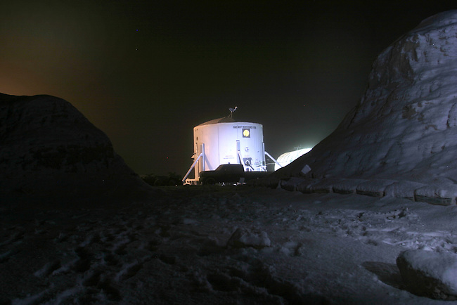 ..Mars Desert Research Station..In the middle of the desert of Utah a group of sciences from all around the world is gathering for couples of weeks every few month to search watt human being can do on mars planet.....Every crow of volunteers includes some biologist geologist and other nether scientist researches.....They chose the desert of Utah because it simulated the acclaim on the planet Mars, for getting the filling of being on Mars and to challenge the research and to make it close as they can to the conditions on the planet they wear spies suit and live isolated in the laboratory for too weeks ich teem...The man person that ran the project is Robert Zabrin that believe that this project can lied to find ways to search for life on Mars and maybe to fined a way that human being will be able to live on the planet.....This project is privet projects that cooperate with several universities around the world...