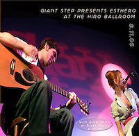 GIANT STEP EVENT COVERS
