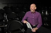 NWA Democrat-Gazette/Michael Woods --02/27/2015--w@NWAMICHAELW... Warren Rosenaur, longtime drama teacher at Fayetteville High School.