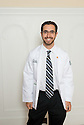 Kyle Concannon. Class of 2017 White Coat Ceremony.