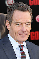 """HOLLYWOOD, LOS ANGELES, CA, USA - MAY 08: Bryan Cranston at the Los Angeles Premiere Of Warner Bros. Pictures And Legendary Pictures' """"Godzilla"""" held at Dolby Theatre on May 8, 2014 in Hollywood, Los Angeles, California, United States. (Photo by Xavier Collin/Celebrity Monitor)"""