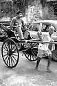 Kolkata is the last city in the world having hand pulled Rickshaws. Often they are carried by barefoot men