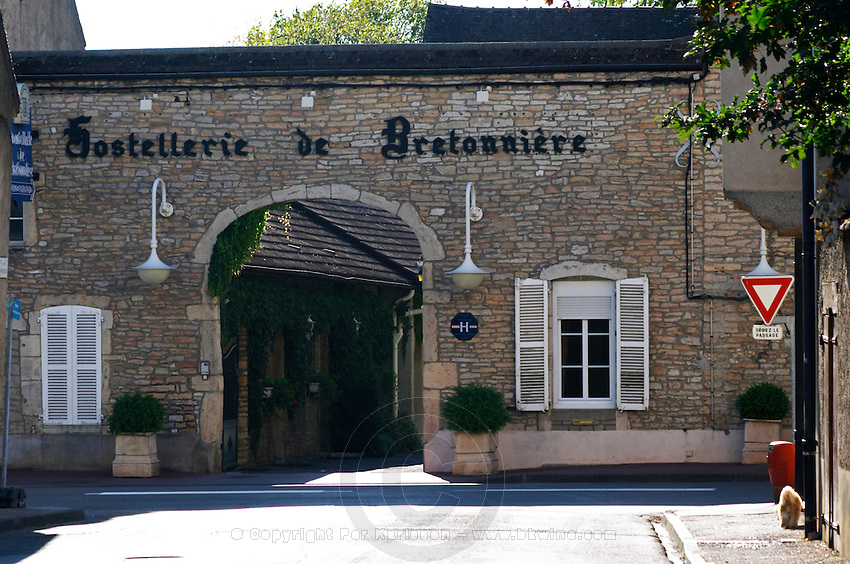 bretonniere hotel beaune cote de beaune burgundy france
