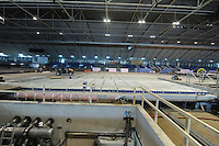 SCHAATSEN: HEERENVEEN: IJsstadion Thialf, 01-07-2015, Ver(nieuw)bouw, ©foto Martin de Jong