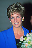 30.11.1994; Paris, France: PRINCESS DIANA <br /> visits a school,Paris, France<br />