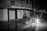 post-race bike wash<br /> <br /> Elite Men's race<br /> Superprestige Diegem 2016