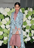 Freida Pinto at the LFW s/s 2017 Business of Fashion BoF500 gala dinner, The London Edition Hotel, Berners Street, London, England, UK, on Monday 19 September 2016.<br /> CAP/CAN<br /> &copy;CAN/Capital Pictures /MediaPunch ***NORTH AND SOUTH AMERICAS ONLY***