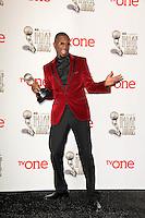 Rickey Smiley<br /> at the 45th NAACP Image Awards Press Room , Pasadena Civic Auditorium, Pasadena, CA 02-22-14<br /> David Edwards/DailyCeleb.Com 818-249-4998