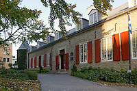 Chateau Ramezay Museum and Historic Site in Old Montreal Quebec, Canada