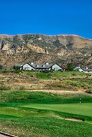 Lost Canyons; Golf Club; Simi Valley; CA; Ventura County; Santa Susana Mountains;