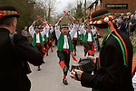 GOOD FRIDAY SKIPPING MORRIS DANCING UK
