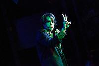 Josep performing at the Joy Esclava club in Madrid