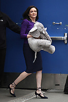 APR 24 Sheryl Sandberg Seen At Good Morning America