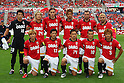 Urawa Red Diamonds team group line-up, JULY 23, 2011 - Football : 2011 J.LEAGUE Division 1 between Urawa Red Diamonds 2-0 Ventforet Kofu at Saitama Stadium 2002, Saitama, Japan. (Photo by YUTAKA/AFLO SPORT) [1040]