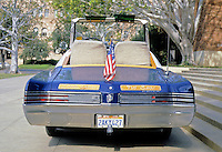 Cars: Philip Garner Nautical Buick, Flying Bridge. UCLA Symposium 1988.