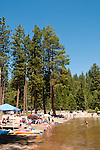 Pinecrest Lake, Watersports, Picnic and Water, Families, family, Pinecrest, California, USA.  Photo copyright Lee Foster.  Photo # california121457