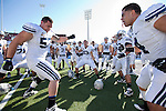 2011 BYU Football vs Tulsa - Armed Forces Bowl