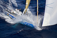 Philippe Kahn and Richard Clarke double handed, Pegasus, Transpac 2007
