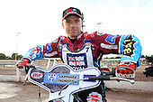Stuart Robson of Lakeside - Lakeside Hammers vs Wolverhampton Wolves - Elite League Speedway at Arena Essex Raceway - 16/05/11 - MANDATORY CREDIT: Gavin Ellis/TGSPHOTO - Self billing applies where appropriate - Tel: 0845 094 6026