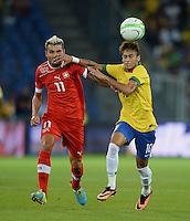 Fussball international 2013 Testspiel: Schweiz - Brasilien