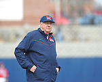 Former Rebel Don Kessinger at Ole Miss baseball alumni game at Oxford-University Stadium in Oxford, Miss. on Saturday, February 5, 2011.