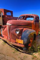 Rusted Vintage Studebaker Truck - Motor Transport Museum - Campo, CA