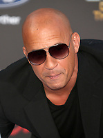 HOLLYWOOD, CA - April 19: Vin Diesel, At Premiere Of Disney And Marvel's &quot;Guardians Of The Galaxy Vol. 2&quot; At The Dolby Theatre  In California on April 19, 2017. <br /> CAP/MPI/FS<br /> &copy;FS/MPI/Capital Pictures