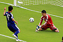 Takumi Minamino (JPN), Nicolas Sequeria (ARG), JUNE 24th, 2011 - Football : 2011 FIFA U-17 World Cup Mexico Group B match between Japan 3-1 Argentina at Estadio Morelos in Morelia, Mexico. (Photo by MEXSPORT/AFLO).