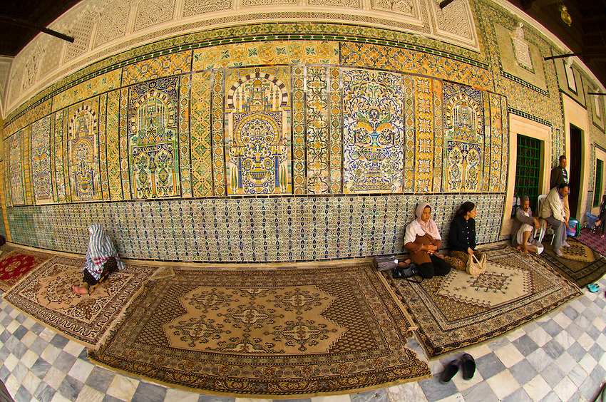 Kairouan Tunisia Saheb Kairouan Tunisia
