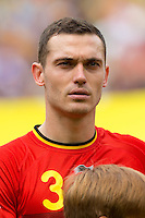 Thomas Vermaelen of Belgium