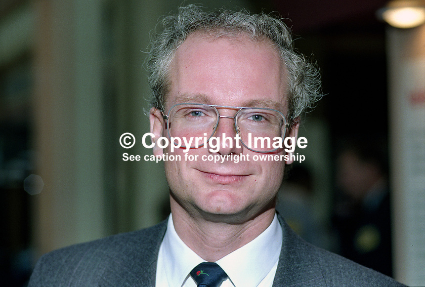 Chris Smith, MP, Labour Party, Islington South & Finsbury, UK, 19901008002 - Smith-Chris-19901008002