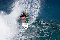 KEALA KENNELLY (HAW) Rocky Point on the North Shore of Oahu, Hawaii. Photo: joliphotos.com