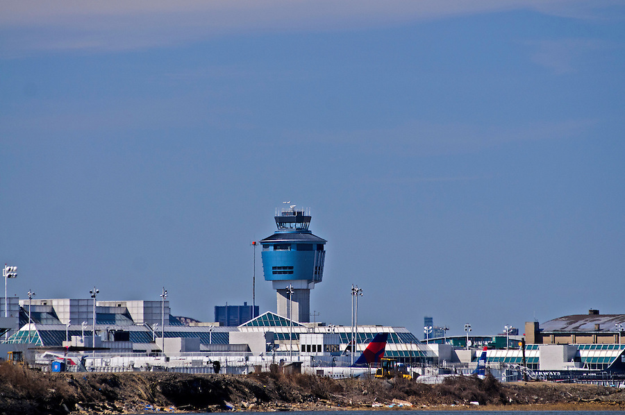 LaGuardia Airport, LGA, Queens, New York City, New York, USA
