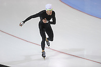 SCHAATSEN: SALT LAKE CITY: Utah Olympic Oval, 14-11-2013, Essent ISU World Cup, training, Gianni Romme (trainer/coach Team LiGA), ©foto Martin de Jong
