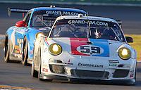 30 January 2011: The #59 Porsche of Hurley Haywood, Andrw Davis, Leh Keen and Marc Lieb, Rolex 24 at Daytona, Daytona International Speedway, Daytona Beach, FL (Photo by Brian Cleary/www.bcpix.com)