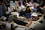 "Koriyama, April 25 2011 - .(eng) 55 km from Fukushima Daiichi nuclear power plant, 1200 nuclear refugees squeeze into a convention hall. Refugees at ""Bil Palette"" used to live in Tomioka (10km from the plant) and Kawauchi (20km) All have escaped within a few days after the accident. 3000 residents were evacuated. About 200 went back to live in Kawauchi. Some moved to others temporary lodging (hotel, guesthouse, family, public housing). Some couldn't access the public housing or can't afford furniture to settle down there...(fr) A 55km de la centrale de Fukushima Daiichi, 1200 refugies nucleaires s'entassent dans un centre de conference.  Les refugies du ""Big Palette"" sont originaires des villages de Tomioka (10km de la centrale) et Kawauchi (20km de la centrale). Tous ont du evacuer  quelques jours après le seisme. Sur les 3000 personnes deplacees, environ 200 sont retournees vivre a Kawauchi. La moitie des refugies restant  dans le centre d'accueil n'ont pas pu avoir de place dans les HLM de la prefecture ou n'ont pas les moyens de se racheter des meubles pour s'y installer."